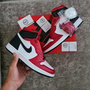Nike Air Jordan 1 High OG 'Satin Snake Skin